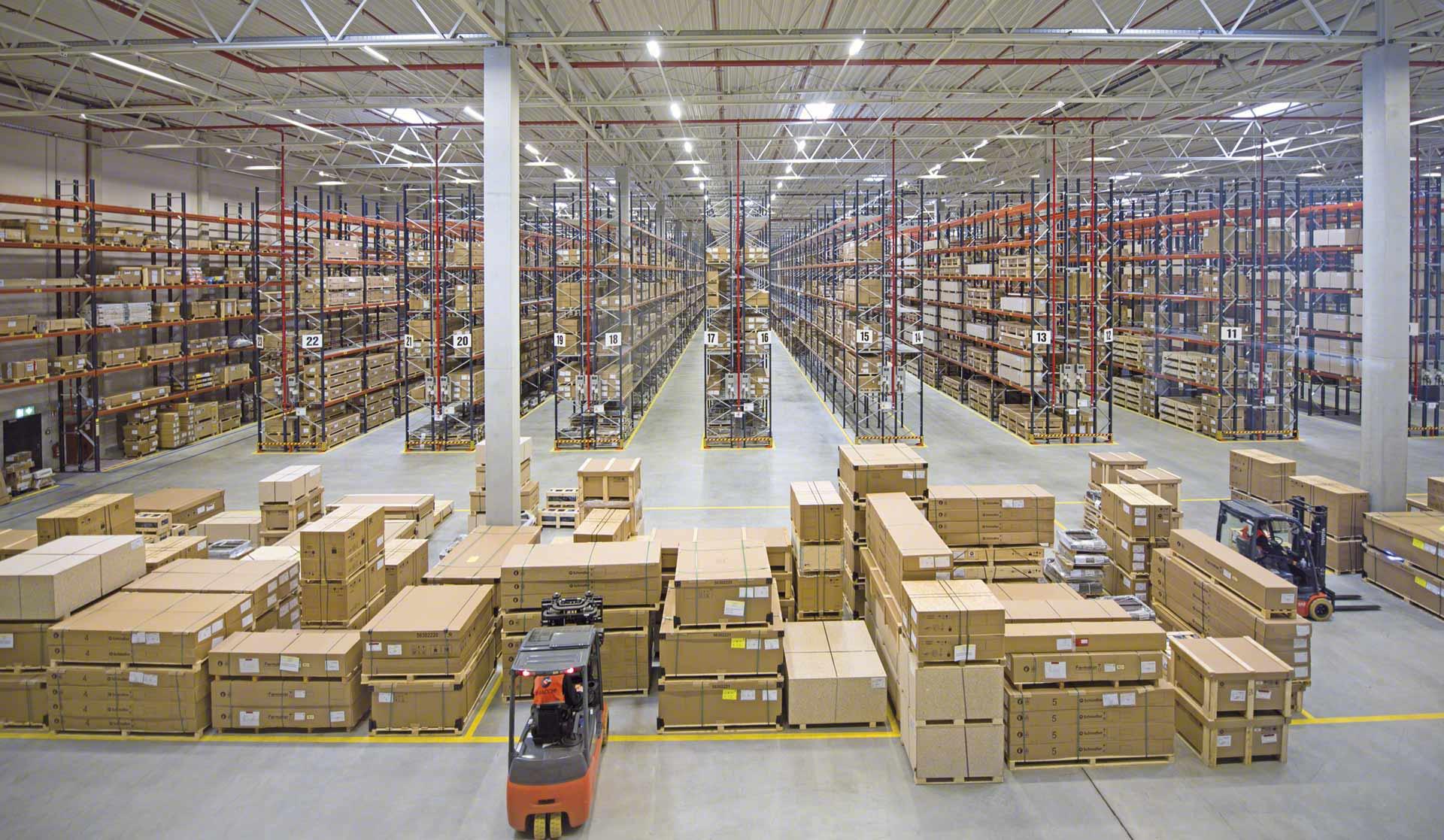Logística de aprovisionamiento, clave en la cadena de suministro