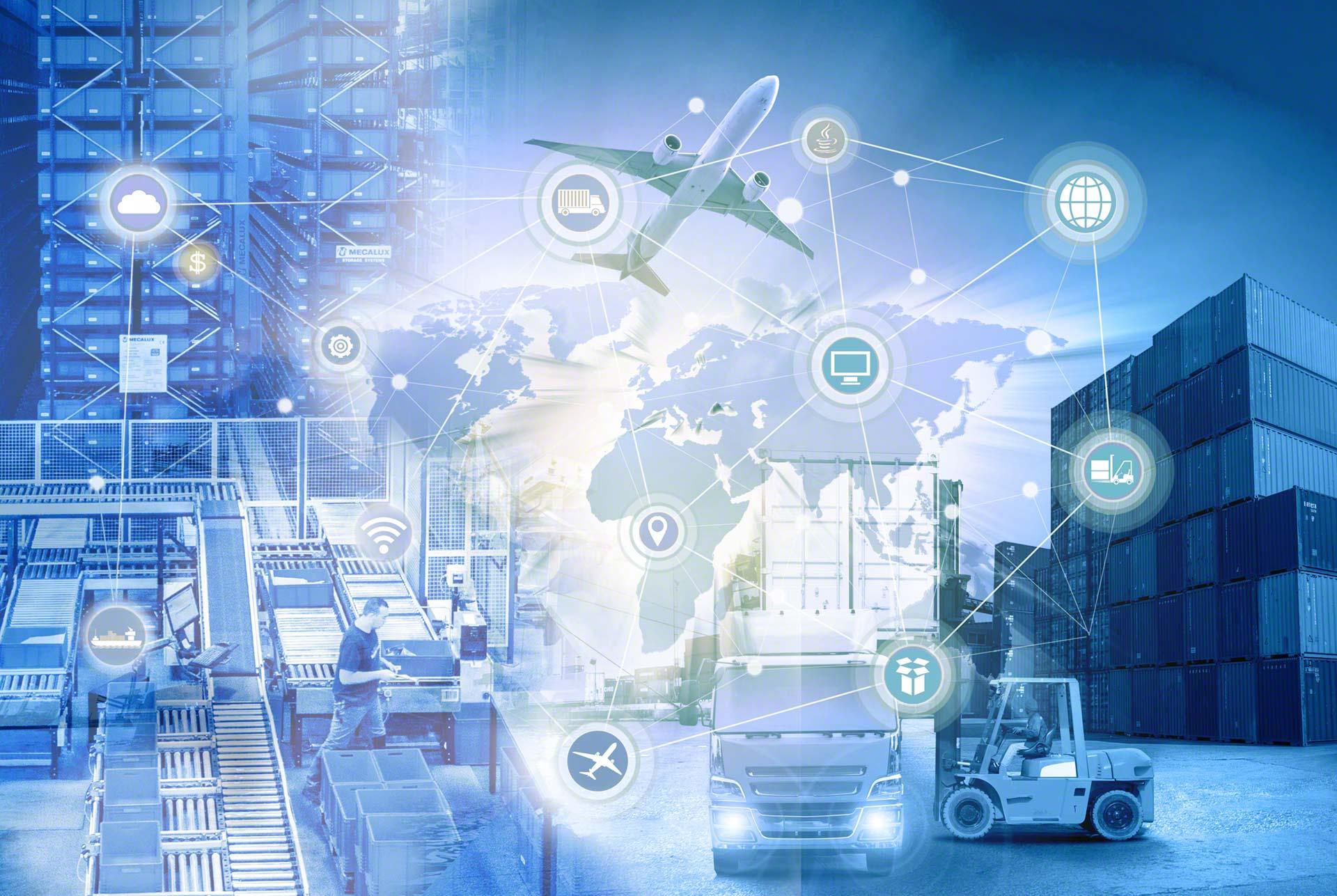 Supply Chain 4.0 (SCM 4.0): una cadena de suministro más inteligente, segura, ágil y flexible