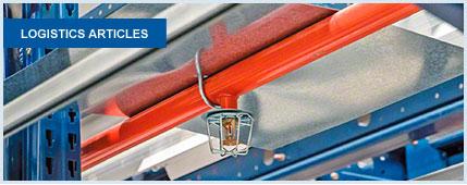 Sistemas contraincendios para racks metálicos y almacenes