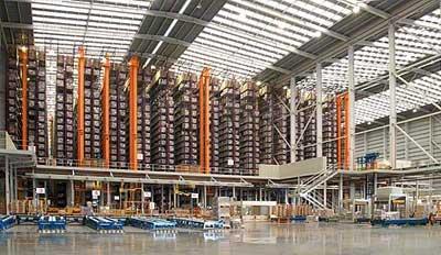 Porcelanosa Grupo confía a Mecalux la culminación de su centro logístico