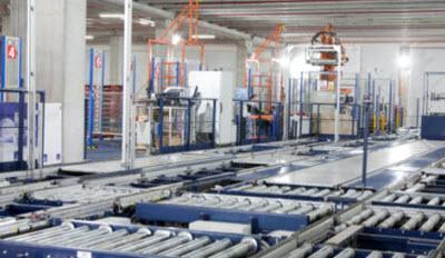 Mecalux centraliza los procesos logísticos en Nupik Internacional