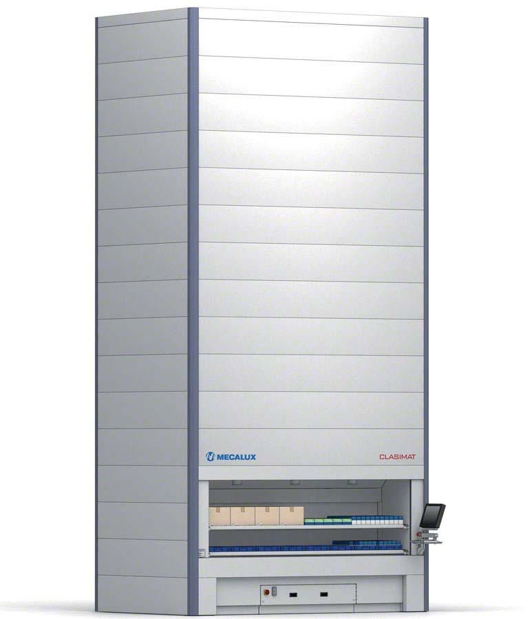 Almacén vertical automatizado