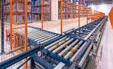 Elevado rendimiento y manipulación automatizada de la mercancía con transportadores para tarimas