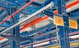 Medidas de protección para los racks metálicos y los almacenes frente al riesgo de incendio