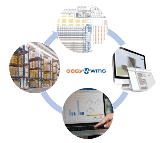 Easy WMS dirigirá las operativas del almacén de Exphar en Bélgica