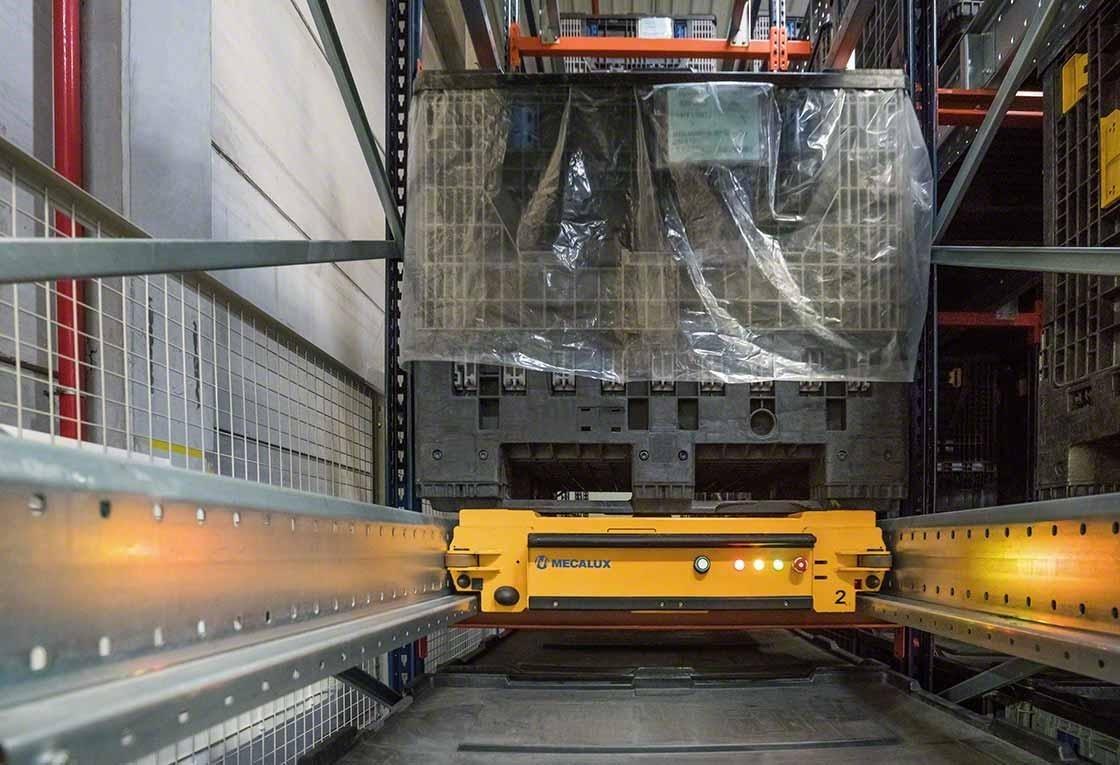 Gracias a la precisión de los sistemas automáticos, se evitan riesgos por golpes y atropellos