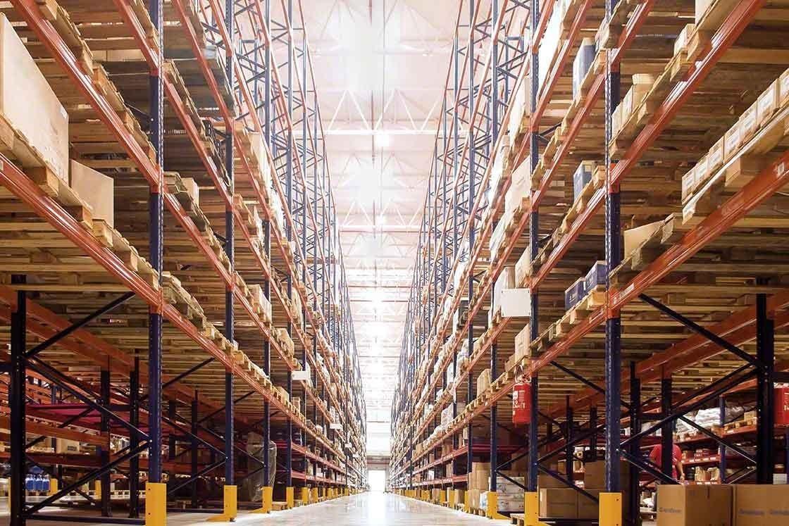 El WMS ayuda a llevar un control exhaustivo del inventario en tiempo real
