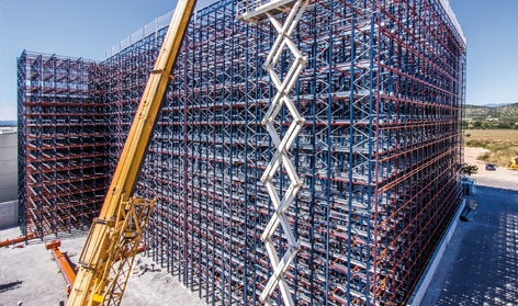 Consultoría logística de almacenamiento