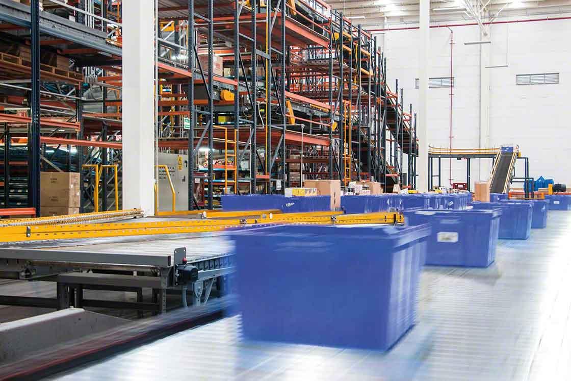 La gestión de la última milla logística empieza en el almacén