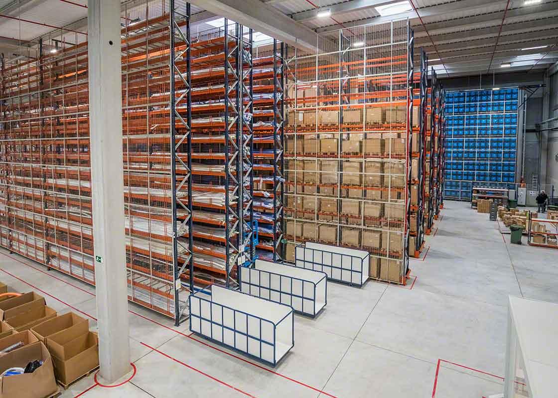El sobrestock producido por el efecto látigo puede poner contra las cuerdas la capacidad de almacenaje de las instalaciones
