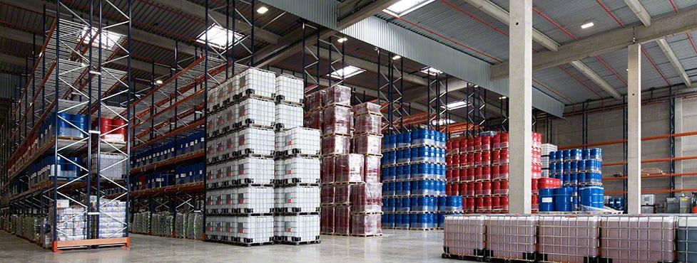 Transports Fuchs amplía su centro de distribución en Erstein (Francia)