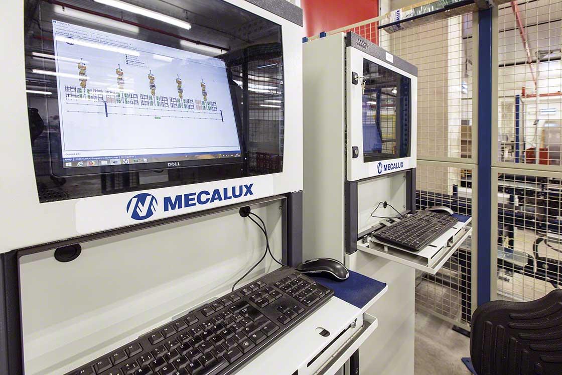 El SGA recopila datos sobre el funcionamiento del almacén para mejorar la calidad de los procesos