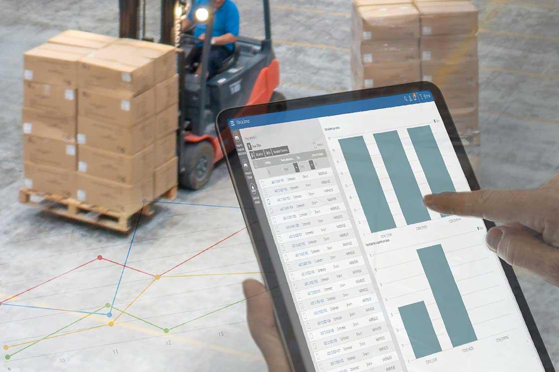 Easy WMS ofrece las herramientas imprescindibles para llevar a cabo una eficiente gestión del stock